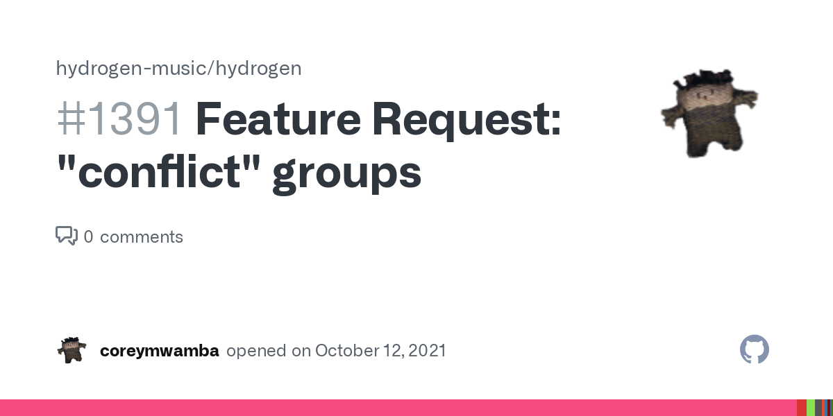 GitHub | Feature Request: