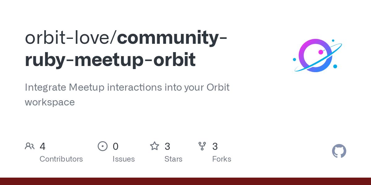 orbit-love/community-ruby-meetup-orbit