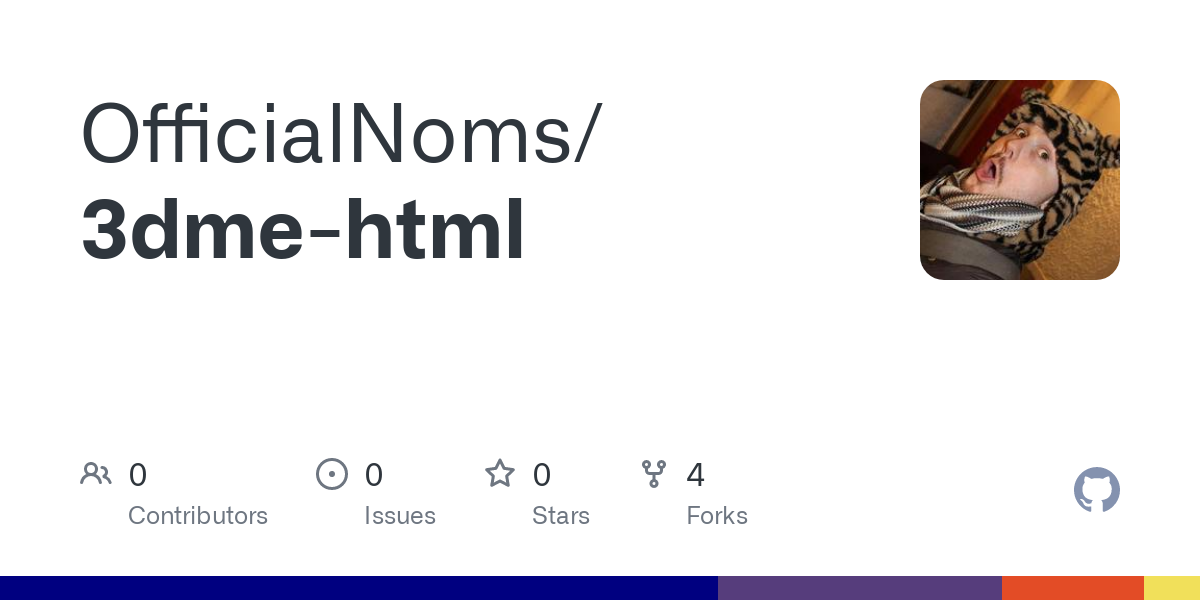 3dme html