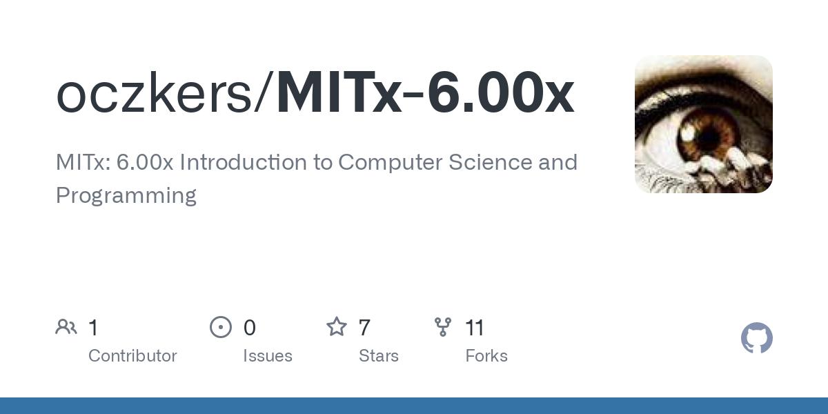 Mitx 6 00x Words Txt At Master Oczkers Mitx 6 00x Github