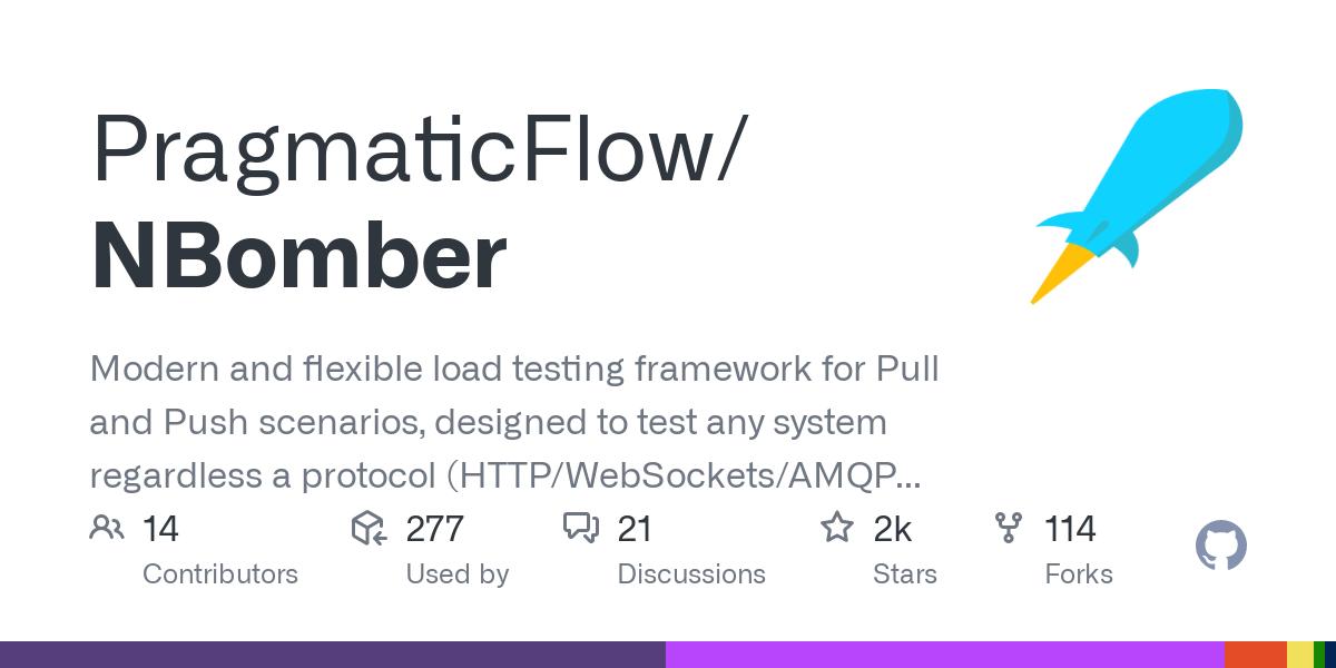 Release v2.1.0 · PragmaticFlow/NBomber