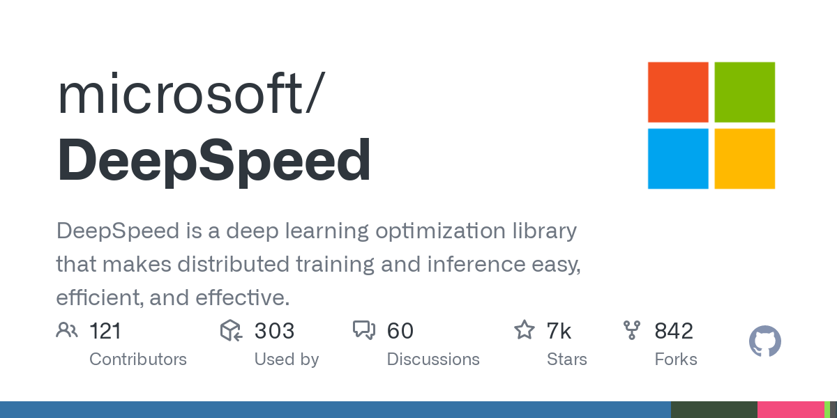 DeepSpeed delivers extreme-scale model training for everyone, from data scientists training on massive supercomputers to those training on low-end clu