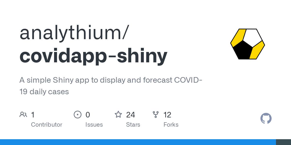 Dockerized Shiny Apps with Dependencies