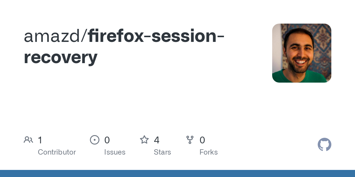 I'm what's known as a tab hoarder. At any given time I might have 100s of tabs open across multipe Firefox windows. I know some folks love to hate o