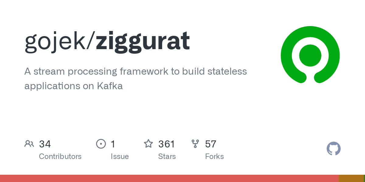 Ziggurat is a framework built to simplify Stream processing on Kafka. It can be used to create a full-fledged Clojure app that reads and processes mes