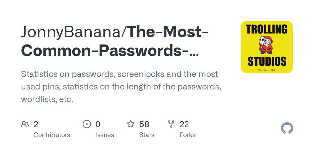 The-Most-Common-Passwords-Pin-e-ScreenLocks/enLongTail.txt at ...