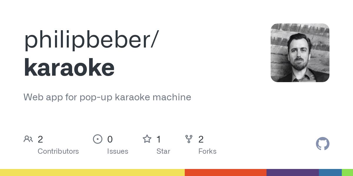 Trubbel Karaoke