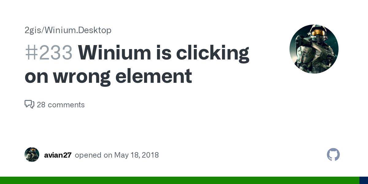 C# winium desktop tutorial GitHub