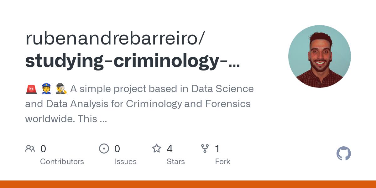 rubenandrebarreiro/studying-criminology-and-forensics-worldwide