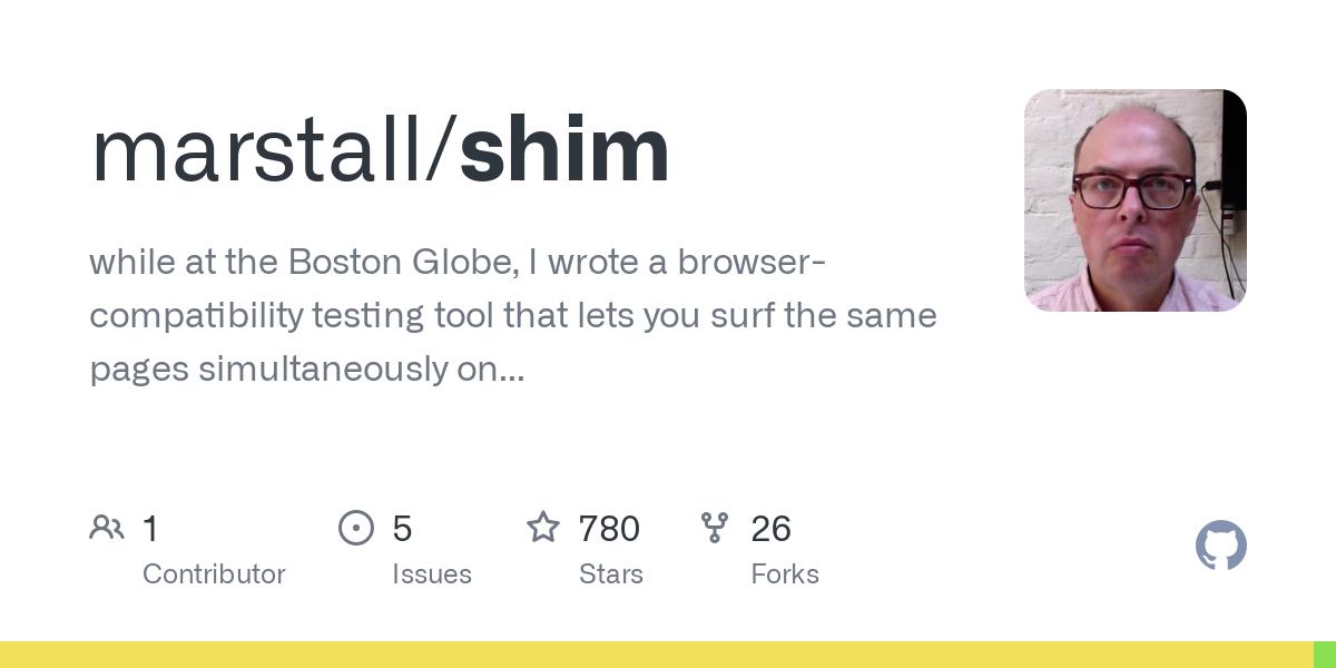 marstall/shim - GitHub
