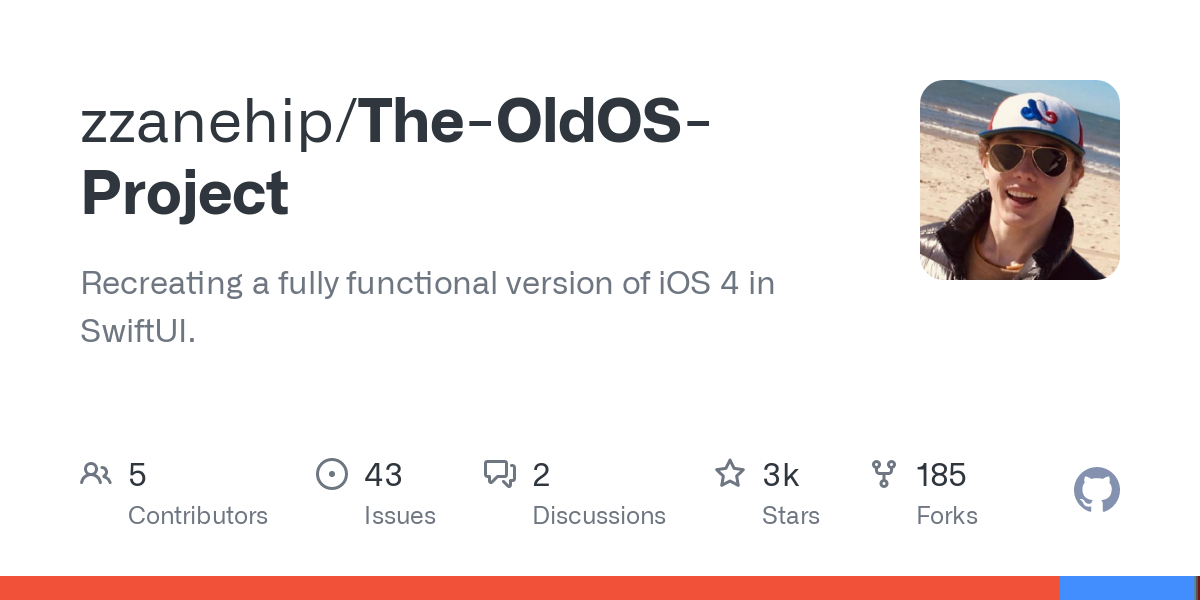OldOS is a testament to the days of yesteryear, showcasing what iOS once was ten years ago. The ethos of the app is to merge the technologies of today