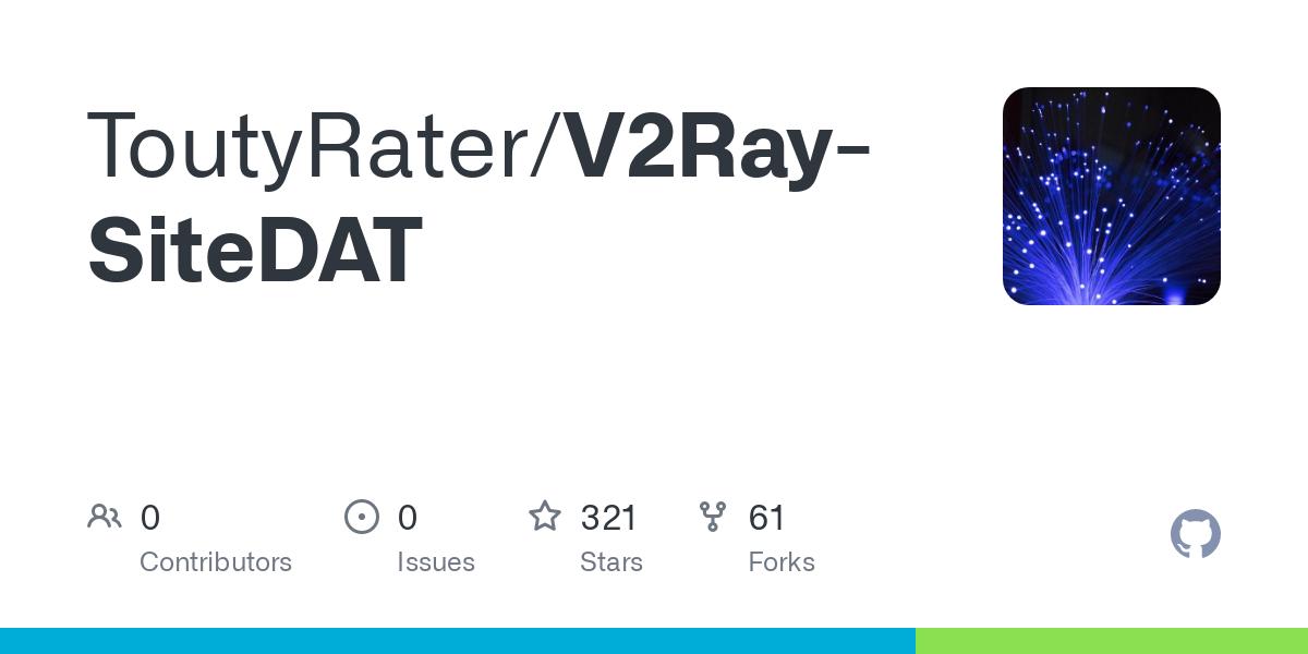 V2Ray-SiteDAT/ad at master · ToutyRater/V2Ray-SiteDAT · GitHub