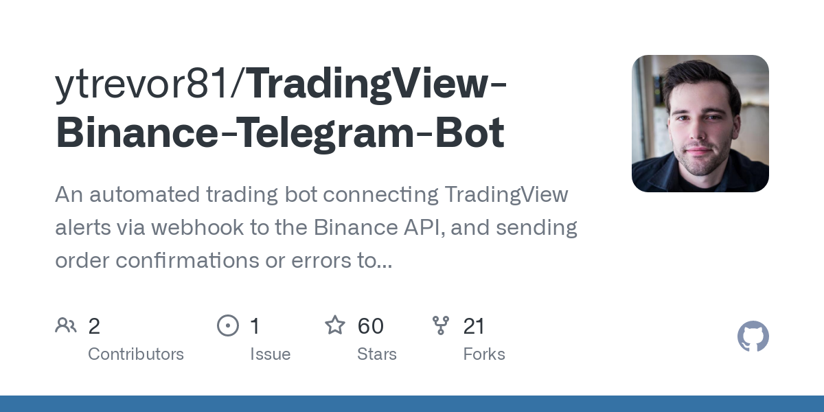 telegram bot binance