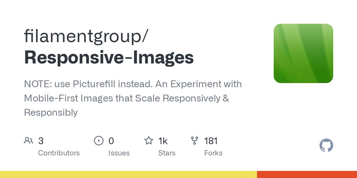 filamentgroup/Responsive-Images - GitHub