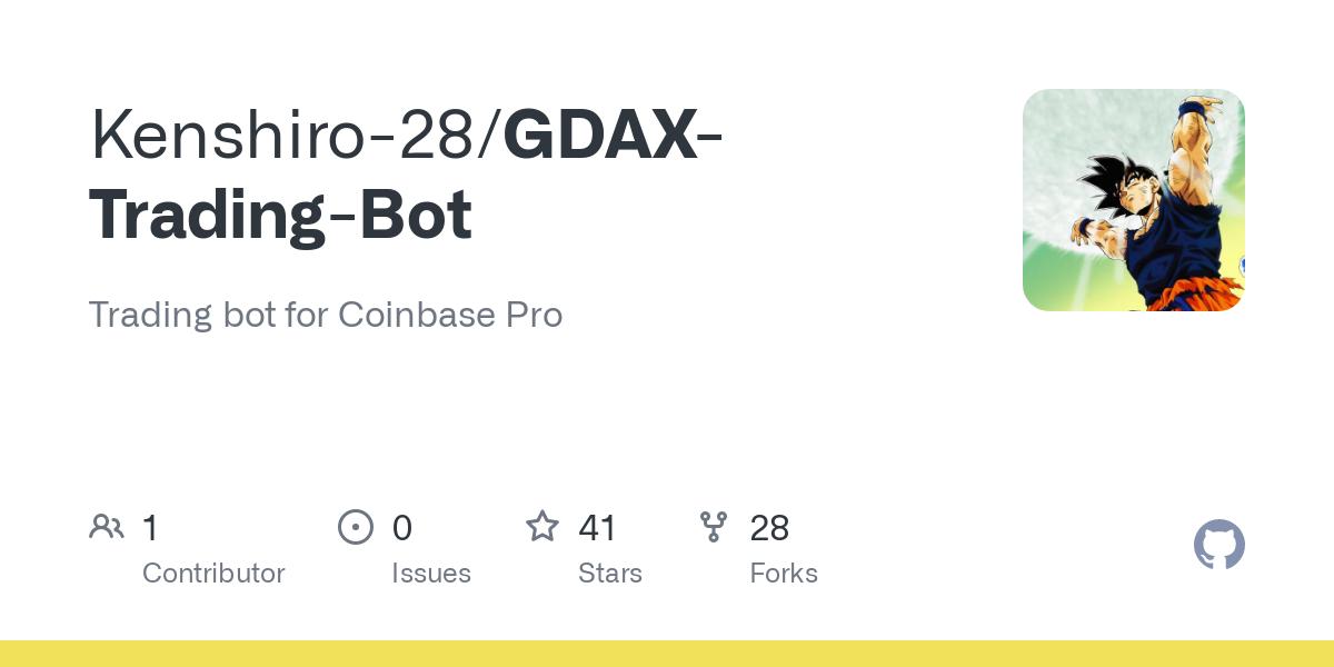 gdax bitcoin trading bot