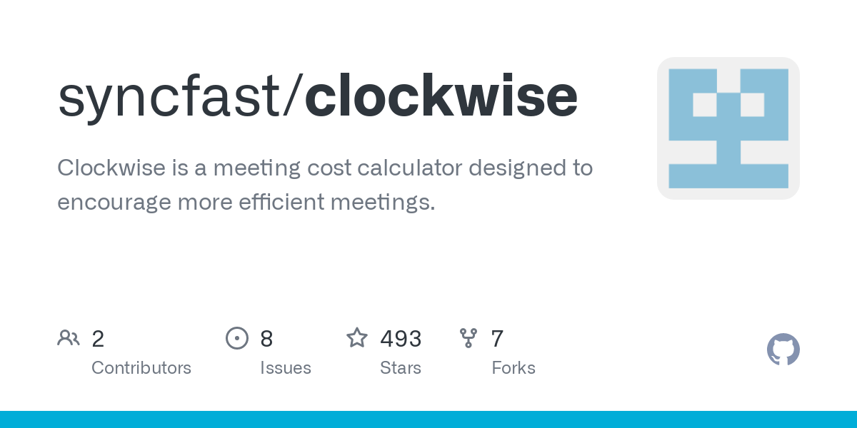 Clockwise supports the ability to automatically scrape participant count from a specified zoom meeting by passing the zoom url through the --url / -u