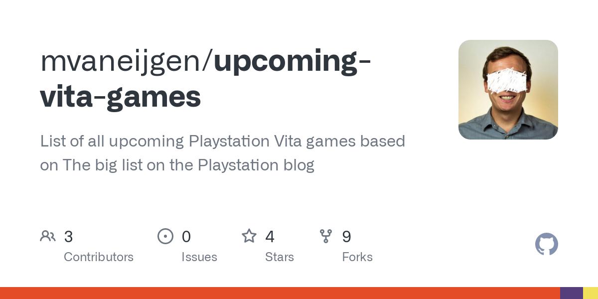 List games ps vita 50+ Best