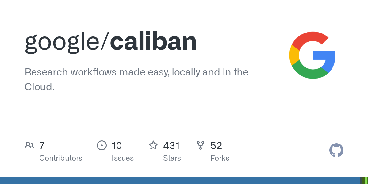caliban/README.md at master · google/caliban · GitHub Open Source Projects