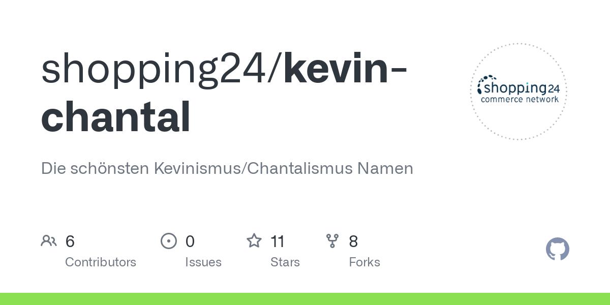 Kevinismus Curing 'Kevinismus'