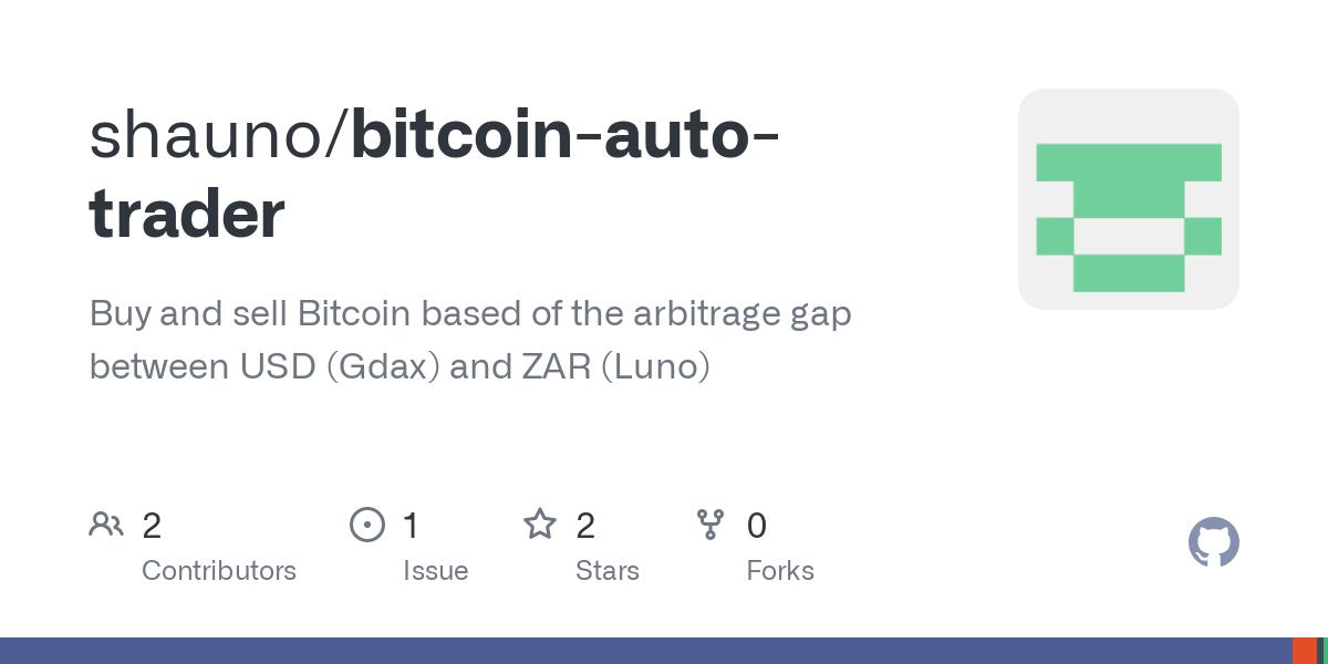 bitcoin autotrader
