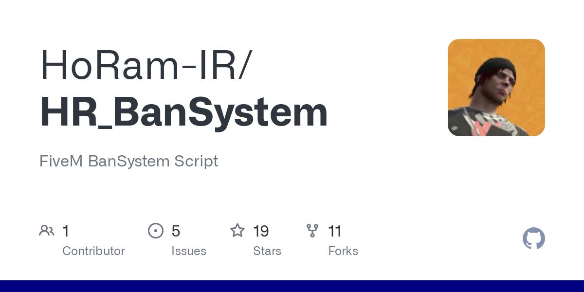 HR BanSystem