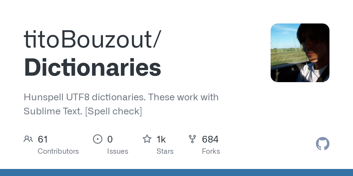 Dictionaries/English (Australian).dic at master · titoBouzout ...