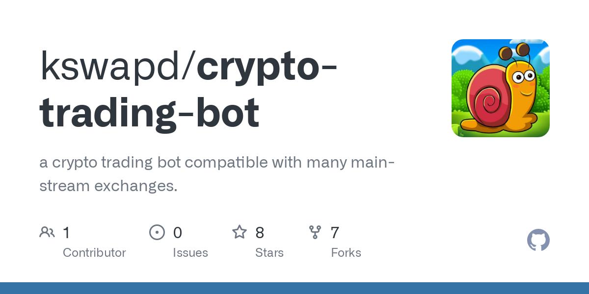 sukurkite crypto trading bot bitcoin lapkričio mėn