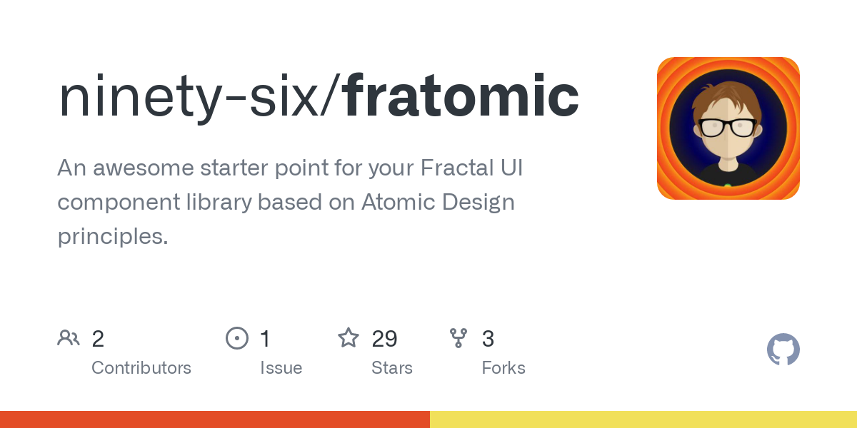 AccentDesign/Fractal-Atomic: An awesome starter point for your Fractal UI component library