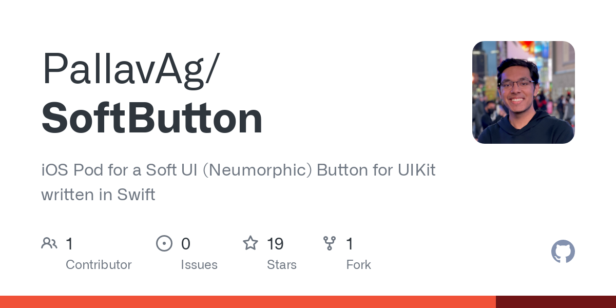 This pod allows you to add neumorphic design to your UIButton in Swift. It supports both dark and light mode, respond to taps, and also offers customi