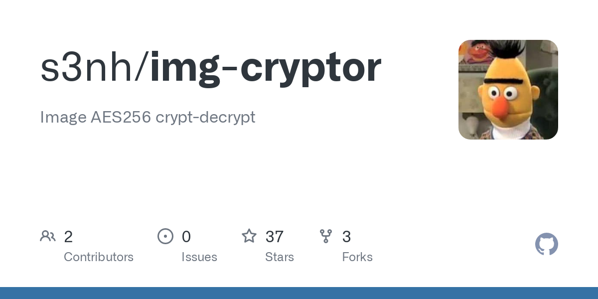 did you ever have to encrypt your data cause it is so sensitive that you cannot store it on hdd to read in normal batch processing? No? But I do, sadl