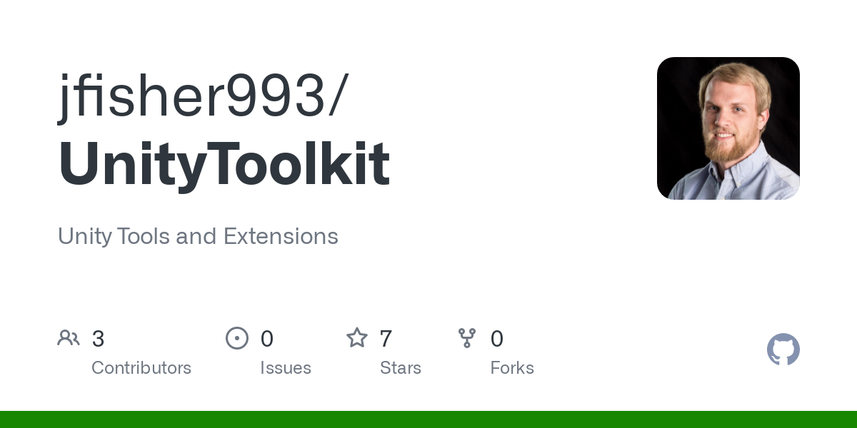 jfisher993/UnityToolkit