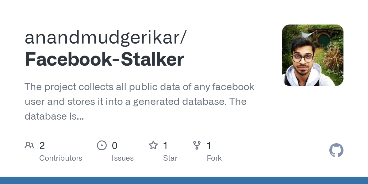 Stalker facebook Facebook is