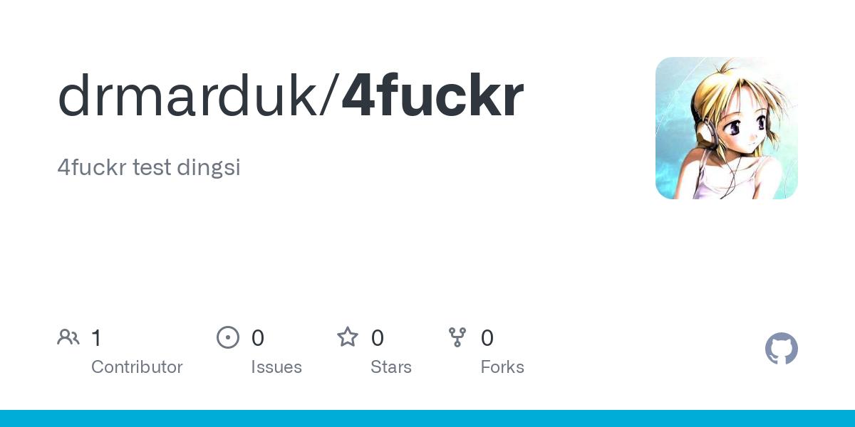 Fuckr 4 the Fuckr