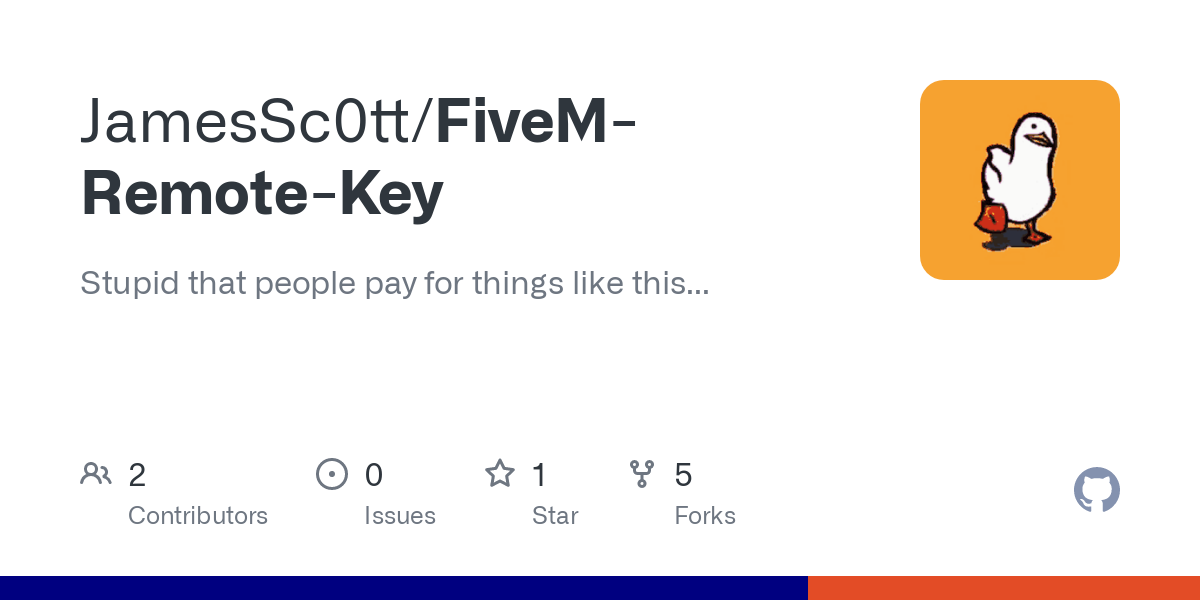 FiveM script FiveM Remote Key