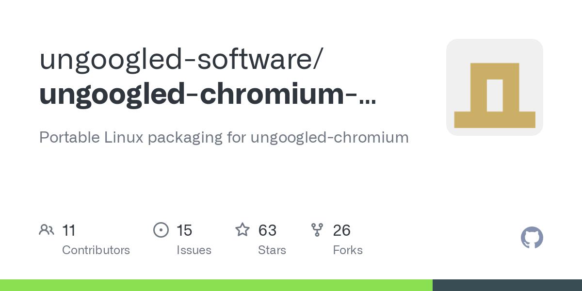 Portable Chromium
