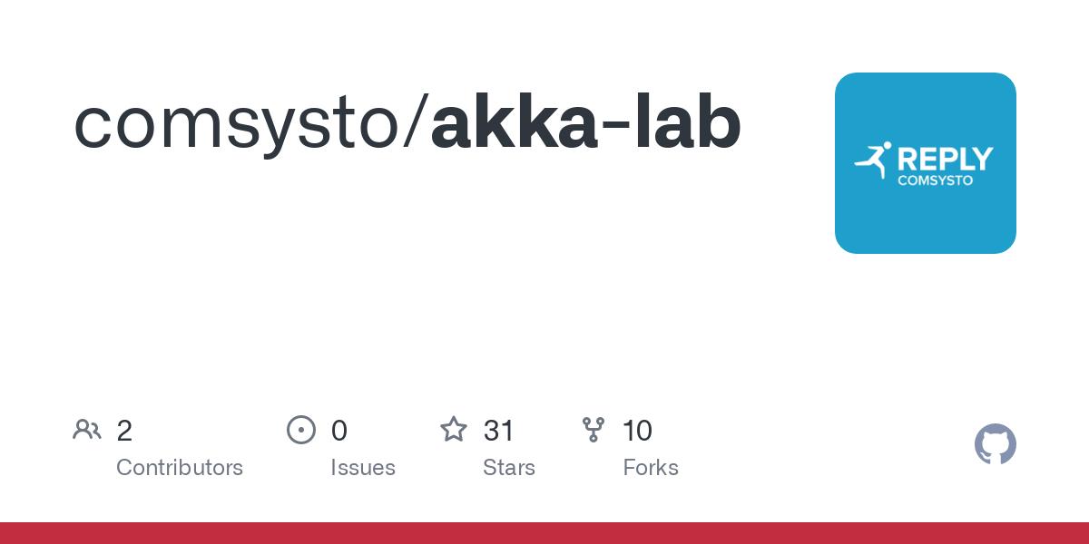 Akka Lab