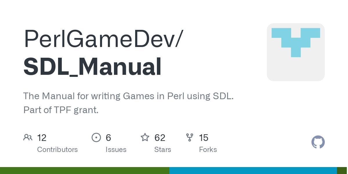 SDL_Manual/SDL_Manual.pdf at master  PerlGameDev/SDL_Manual  GitHub