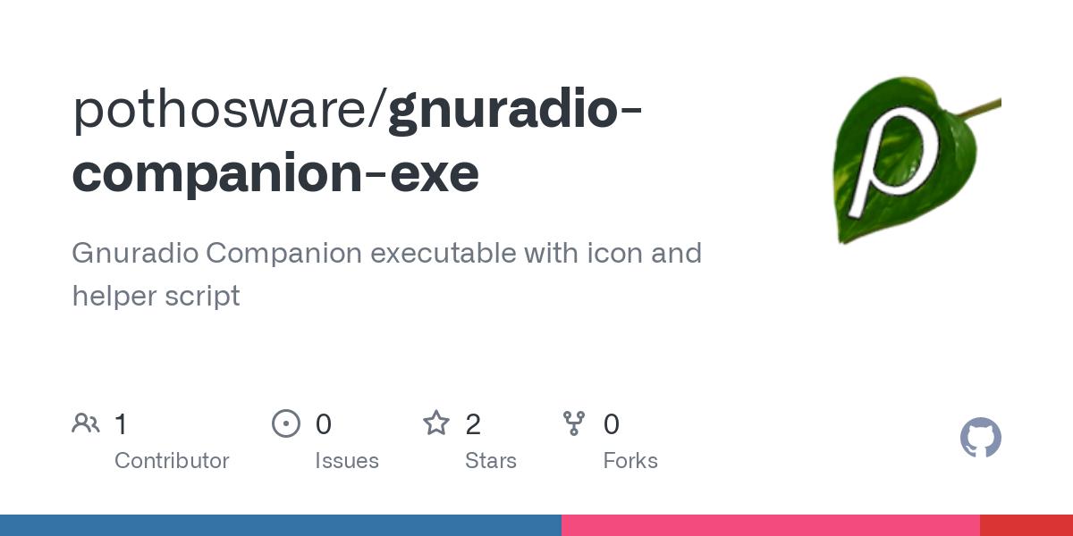 Gnuradio Windows Binary