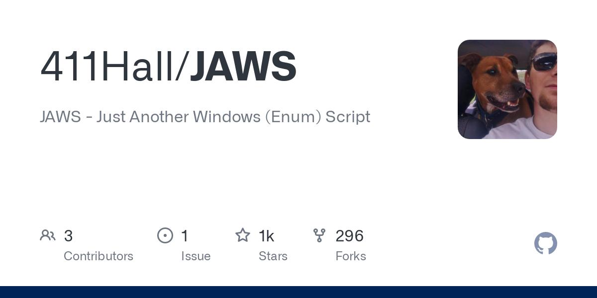 411Hall/JAWS