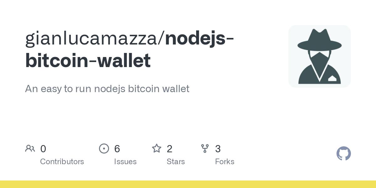 bitcoin nodejs)