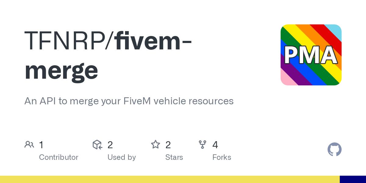 fivem merge