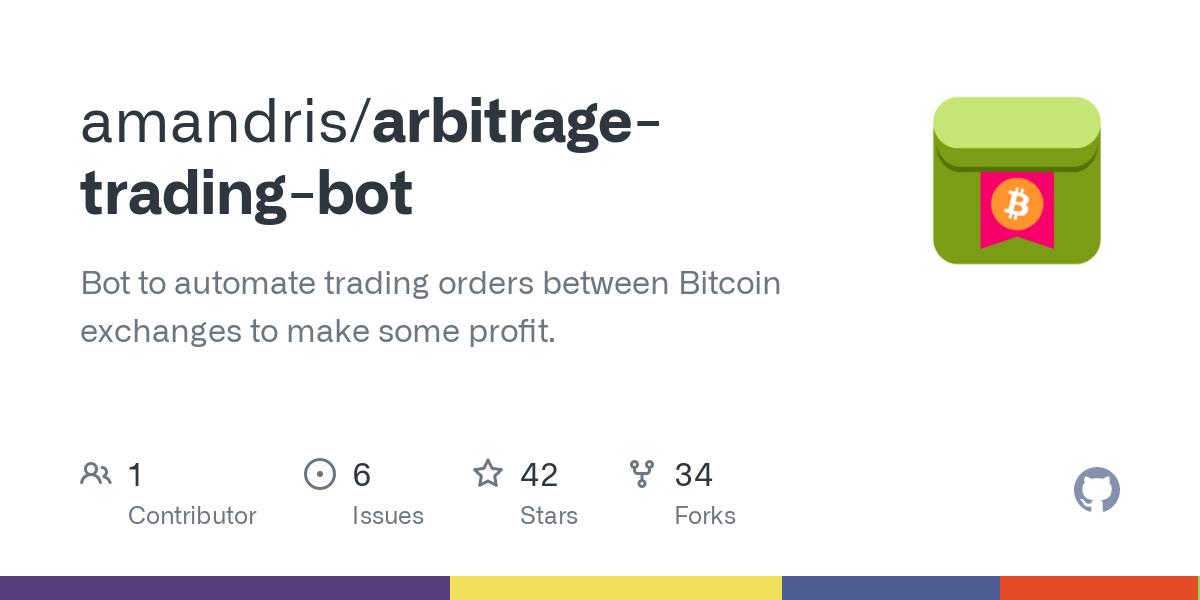 arbitraj trading bot crypto)