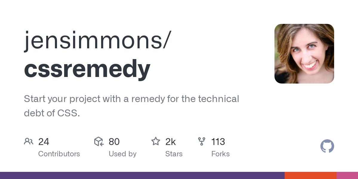 CSS Remedy