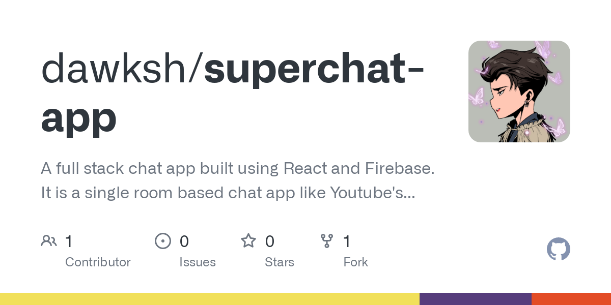 A superchat What are