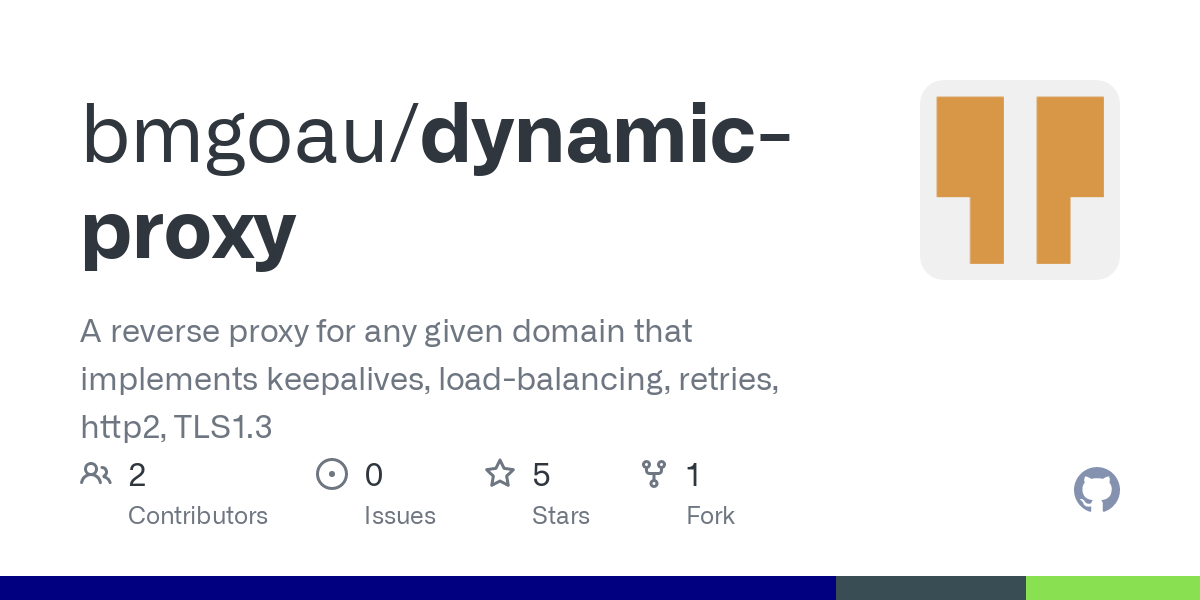 Throw a host header at it and it will proxy to it! No need to hardcode domains and upstreams in the configuration. Dynamically builds balancers and co