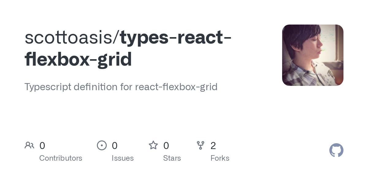 React flexbox grid tutorial