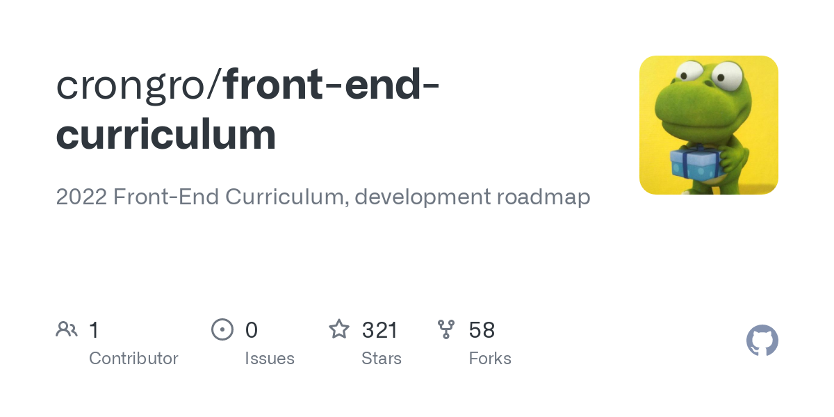 crongro/front-end-curriculum