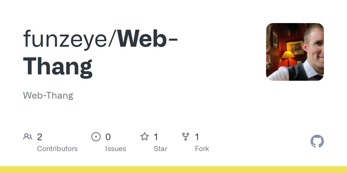 funzeye/Web-Thang
