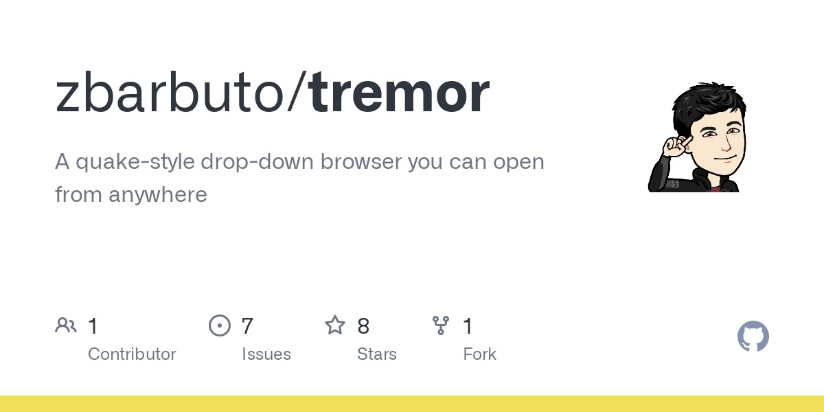 Quite often when you're working/programming/gaming you want to quickly google something. The flow tends to be: alt-tab to browser, cmd+t to open new t