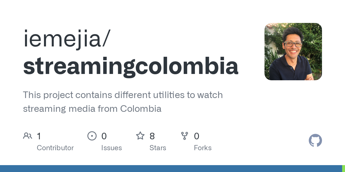 streamingcolombia/DEVELOPMENT.md at main · iemejia/streamingcolombia